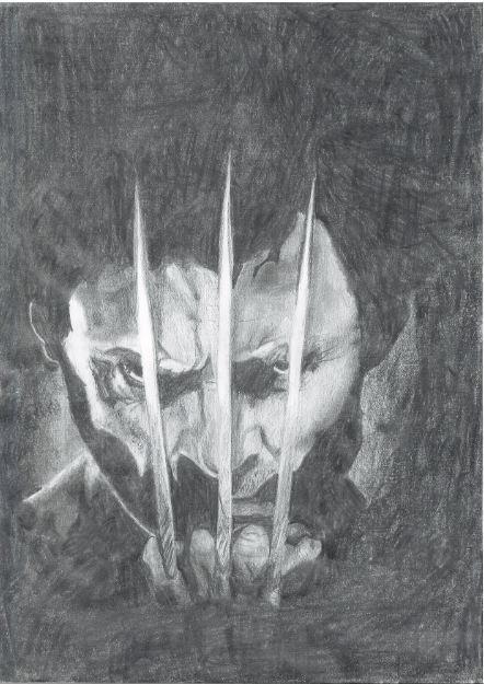 Hugh Jackman by Natka96